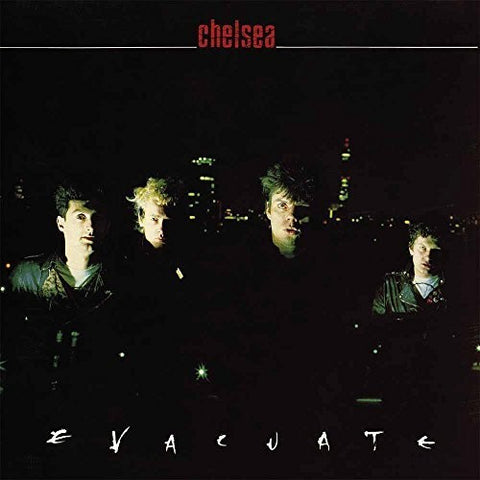 Chelsea - Evacuate [Import] - (United Kingdom - Import) (Vinyl)
