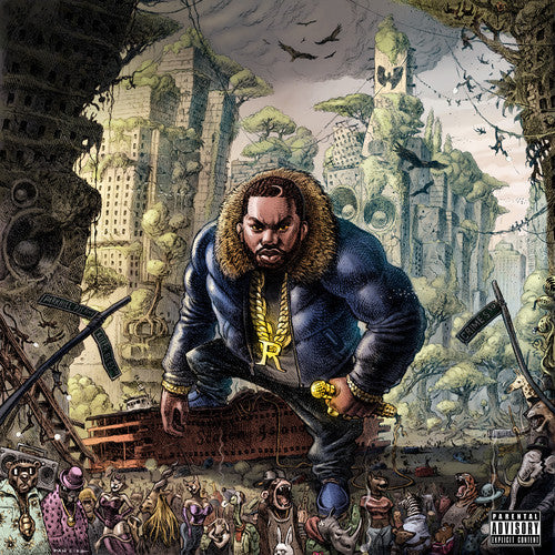 Raekwon - The Wild [Explicit Content] - (Digipack Packaging, Paexp) (CD)