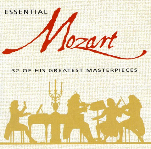 Various Artists - Essential Mozart /  Various -  (CD)