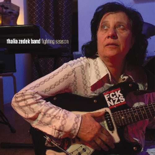 Thalia Zedek - Fighting Season - (Limited Edition, Colored Vinyl, Purple, Digital Download Card) (Vinyl)