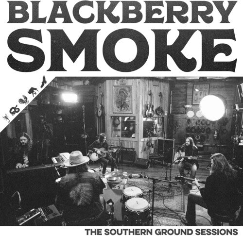 Blackberry Smoke - Southern Ground Sessions -  (CD)