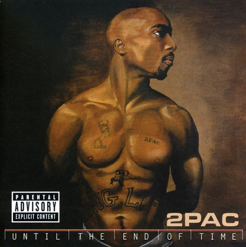 2Pac - Until the End of Time [Explicit Content] - (Paexp) (CD)