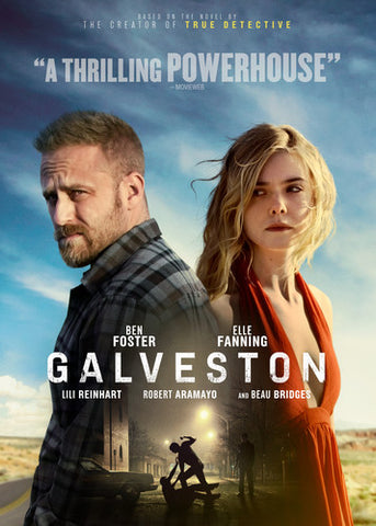 Galveston -   (DVD)