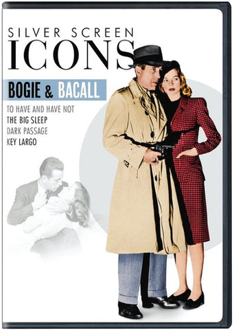 Silver Screen Icons: Bogie & Bacall - (Boxed Set) (DVD)