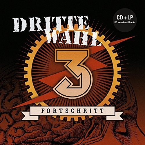 Dritte Wahl - Fortschritt [Import] - (With CD, Germany - Import) (Vinyl)