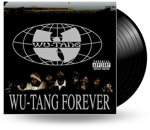 Wu-Tang Clan - Wu-Tang Forever [Import] - (United Kingdom - Import) (Vinyl)