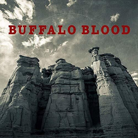 Buffalo Blood - Buffalo Blood [Import] - (Limited Edition, Colored Vinyl, Red, United Kingdom - Import) (Vinyl)