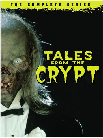 Tales From the Crypt: The Complete Series - (Gift Set, Boxed Set, Repackaged) (DVD)