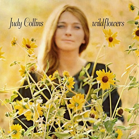 Judy Collins - Wildflowers - (Colored Vinyl, Yellow, Indie Exclusive) (Vinyl)