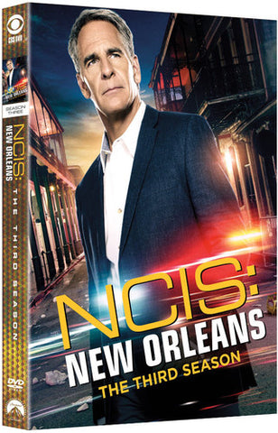 NCIS: New Orleans: The Third Season - (Boxed Set, Widescreen, Slipsleeve Packaging, AC-3, Subtitled) (DVD)