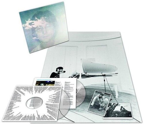 John Lennon - Imagine - The Ultimate Mixes Deluxe - (Limited Edition, Clear Vinyl, Deluxe Edition) (Vinyl)