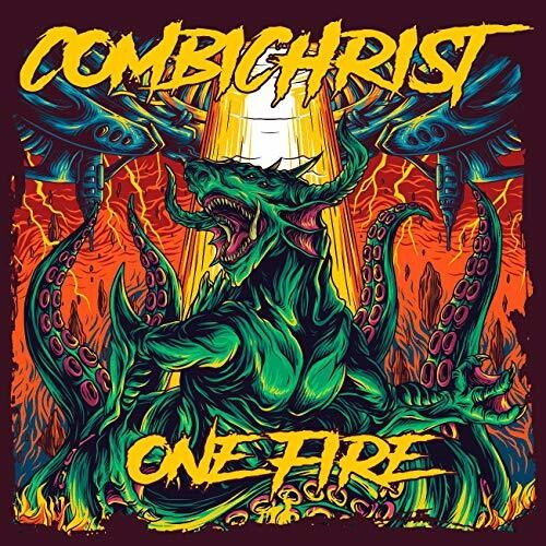 Combichrist - One Fire - (Colored Vinyl, Pink, Gatefold LP Jacket, Limited Edition) (Vinyl)