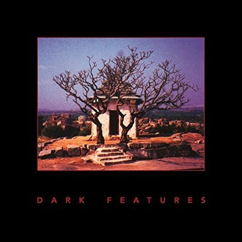 WESTERN,PHIL / HILL,TIM - Dark Features -  (Vinyl)