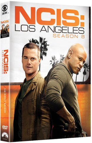 NCIS  Los Angeles: The Eighth Season - (Boxed Set, Slipsleeve Packaging, Widescreen, AC-3) (DVD)