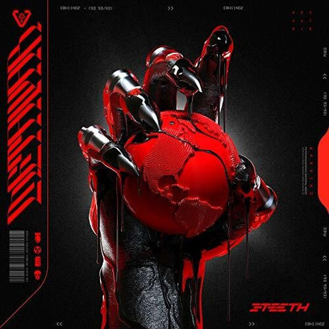 3teeth - METAWAR (Black LP+CD) [Import] - (With CD, Germany - Import) (Vinyl)