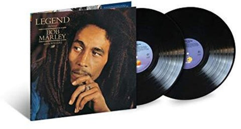 Bob Marley & Wailers - Legend - The Best Of Bob Marley & The Wailers -  (Vinyl)