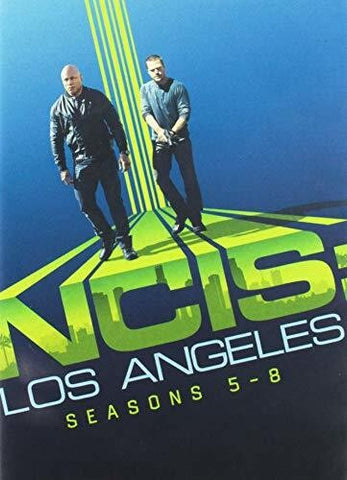 NCIS: Los Angeles: Seasons 5-8 - (Boxed Set, AC-3, Subtitled, Widescreen) (DVD)