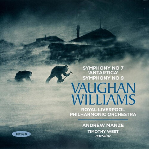 ROYAL LIVERPOOL PHILHARMONIC ORCH / MANZE,ANDREW - Vaughan Williams: Symphonies Nos.7 & 9 -  (CD)