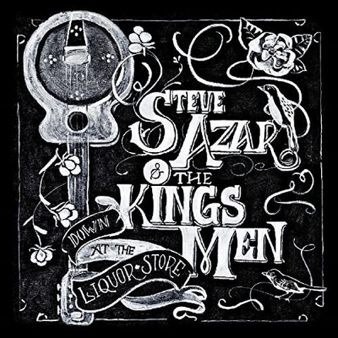 AZAR,STEVE & KINGS MEN - Down At The Liquor Store -  (Vinyl)