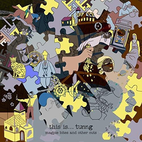 Tunng - This Is Tunng...Magpie Bites And Other Cuts - (Gatefold LP Jacket) (Vinyl)
