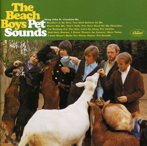 The Beach Boys - Pet Sounds [Import] - (Germany - Import) (CD)