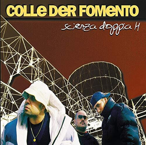 Colle Der Fomento - Scienza Doppia H (Gold Colored Vinyl) [Import] - (Colored Vinyl, Gold, Italy - Import) (Vinyl)