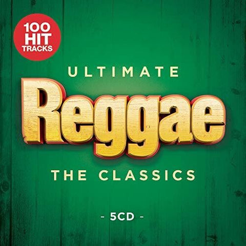 Various Artists - Ultimate Reggae: The Classics /  Various [Import] - (United Kingdom - Import) (CD)