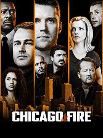 Chicago Fire: Season Seven - (Boxed Set) (DVD)