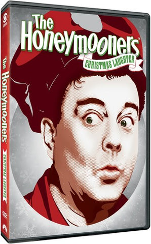 The Honeymooners: Christmas Laughter - (Full Frame, Amaray Case) (DVD)