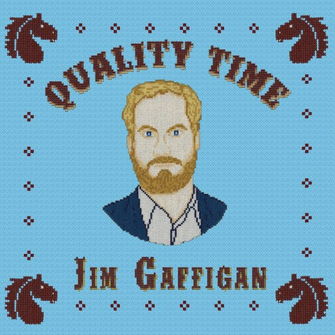 Jim Gaffigan - Quality Time -  (Vinyl)
