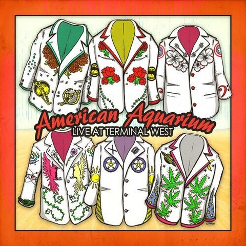 American Aquarium - Live At Terminal West -  (Vinyl)