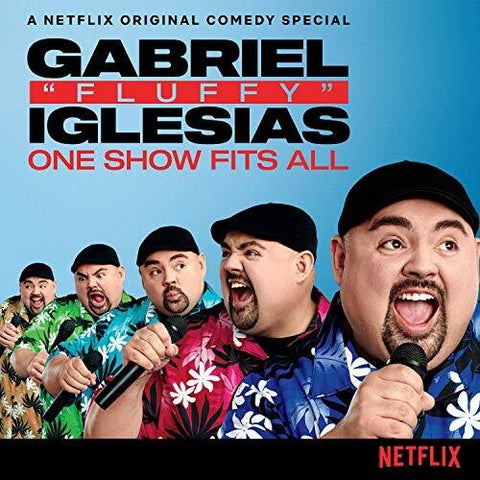 Gabriel Iglesias - One Show Fits All -  (Vinyl)