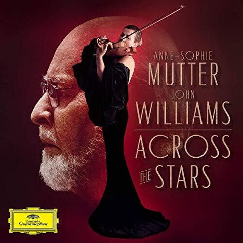 Anne-Sophie Mutter - Across the Stars - (With CD) (Vinyl)