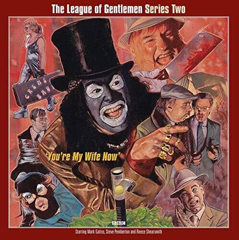 League of Gentlemen - Series Two: You're My Wife Now [Import] - (United Kingdom - Import) (Vinyl)