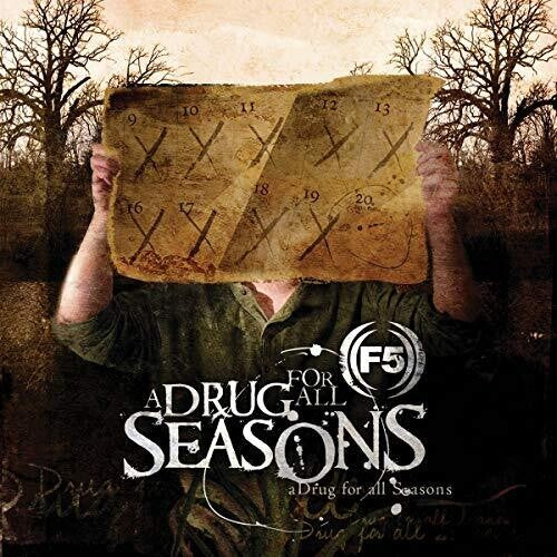F5 - A Drug For All Seasons - (Colored Vinyl, White, Limited Edition) (Vinyl)
