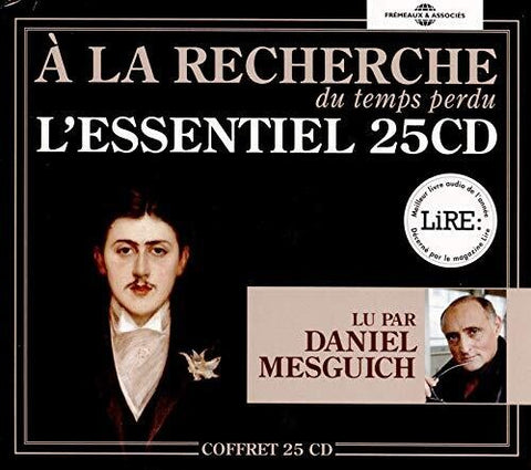PROUST / MESGUICH - Recherche Du Temps Perdu - (Boxed Set) (CD)