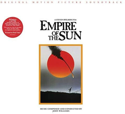 John Williams - Empire Of The Sun (original Motion Picture Soundtrack) - (Colored Vinyl, Red) (Vinyl)