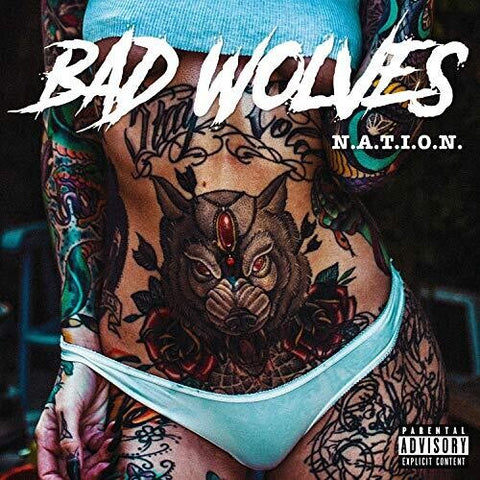 Bad Wolves - N.a.t.i.o.n. [Explicit Content] -  (Vinyl)