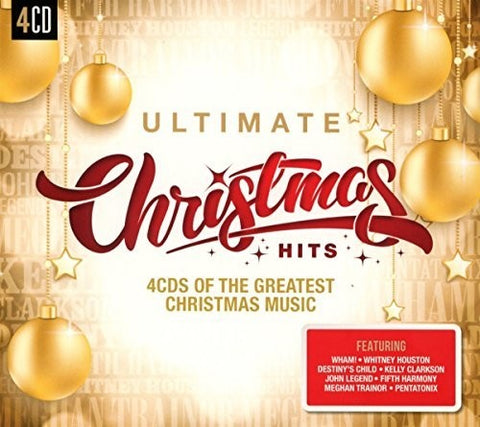 Various Artists - Ultimate Christmas Hits /  Various [Import] - (United Kingdom - Import) (CD)