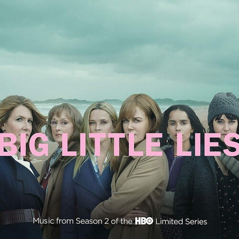 Big Little Lies (Music From Season 2 Of The HBO Limited Series) - Various Artists - (Colored Vinyl, Pink, Gatefold LP Jacket, Indie Exclusive) (Vinyl)