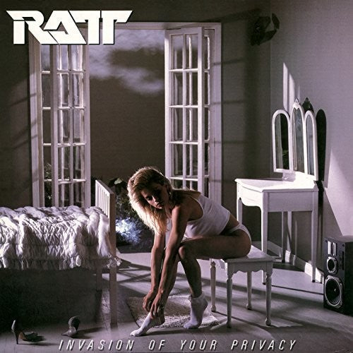 Ratt - Invasion of Your Privacy [Import] - (Deluxe Edition, Remastered, United Kingdom - Import) (CD)