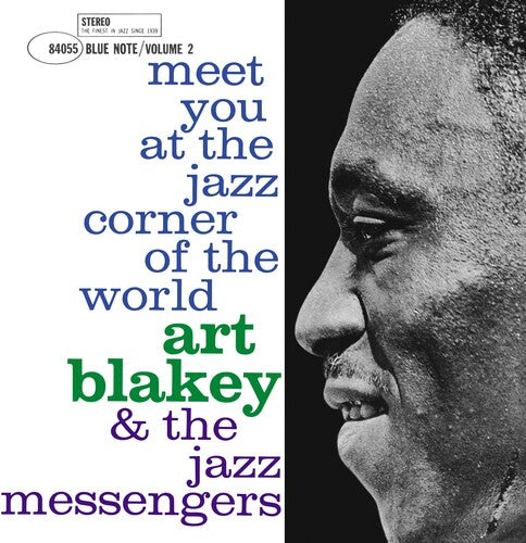 Art Blakey & Jazz Messengers - Meet You At The Jazz Corner Of The World, Vol. 2 -  (Vinyl)