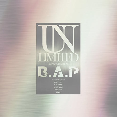 B.A.P - Unlimited [Import] - (Limited Edition, Japan - Import) (CD)