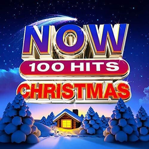 Various Artists - Now 100 Hits Christmas /  Various [Import] - (United Kingdom - Import) (CD)