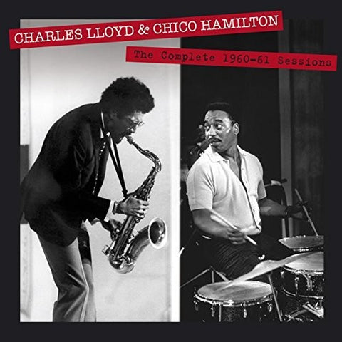 LLOYD,CHARLES / HAMILTON,CHICO QUINTET - Complete 1960-1961 Sessions + 2 Bonus Tracks [Import] - (Bonus Tracks, Limited Edition, With Book, Remastered, Spain - Import) (CD)