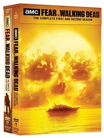 Fear the Walking Dead: The Complete First and Second Season - (Boxed Set, 2 Pack, Widescreen) (DVD)