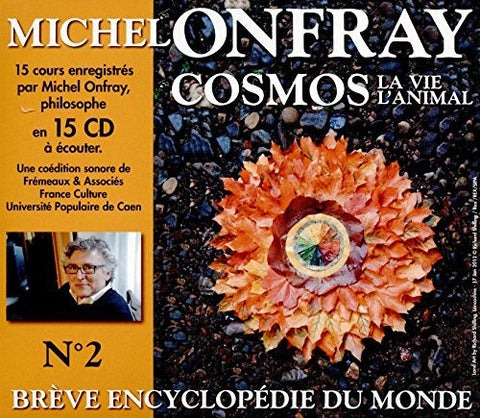 Michel Onfray - Breve Encyclopedie Du Monde Vol. 2 -  (CD)