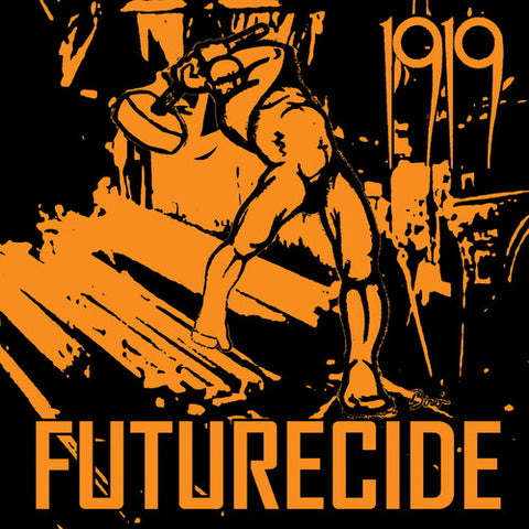 1919 - Futurecide - (Colored Vinyl, Orange, Limited Edition) (Vinyl)