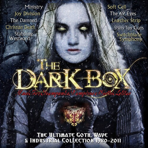 Dark Box Various Artists - Dark Box - Ultmate Goth Wave & Industrial Collection 1980-2011 /  Var -  (CD)