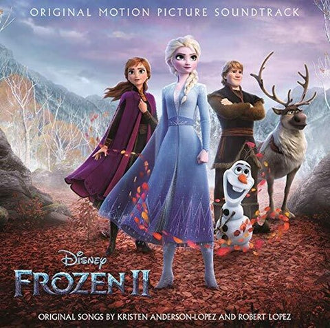 FROZEN 2 / O.S.T. - Frozen II (Original Motion Picture Soundtrack) [Import] - (United Kingdom - Import) (CD)